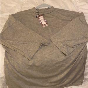 T shirt high neck